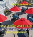 Dù Che Nắng Quán Cafe Giá RẺ