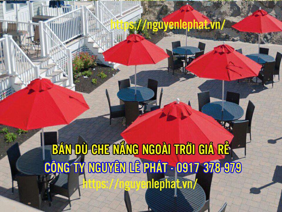 Xưởng sản xuất dù đồng tâm Xưởng sản xuất Ô Dù Che Nắng Quán Cafe Quận 7 Nhà Bè TPHCM
