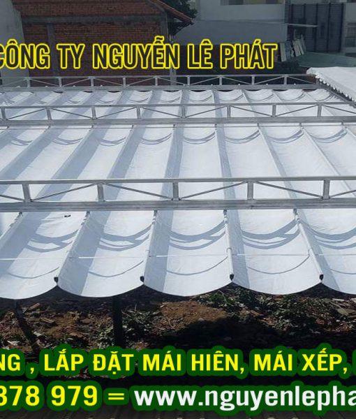 Lắp Đặt Mái Hiên, Mái Xếp tại Bình Phước
